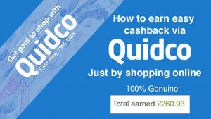 quidco cashback